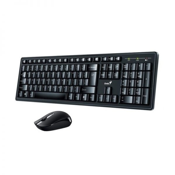 Kit Genius Smart Km-8200 - Teclado + Mouse