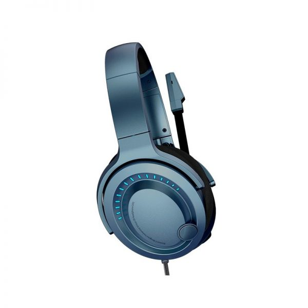 Audifono Gamer Gamo Virtual 3D Baseus