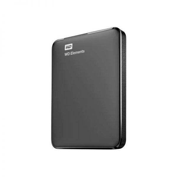 Kit WD Disco Externo Elements 2tb USB 3.0 + Funda Transporte