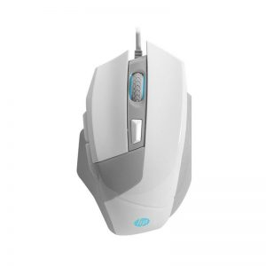 Mouse Gamer HP M200 - Blanco