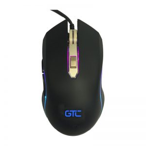 Mouse Gamer MGG-012 GTC - RGB 6 colores DPI ajustable