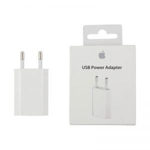 Adaptador Apple de Corriente 5W Original iPhone