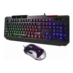 Kit Gamer Ultra Teclado + Mouse Storm