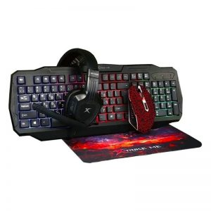 Kit Gamer Xtrike Me CM-400