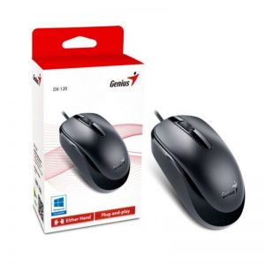 Genius Mouse DX-120 USB G5 Negro