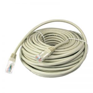 Cable De Red 20 Metros Upt Cat 5E Fujitel